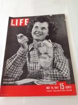 1947 May 19 LIFE Magazine Diesel Locomotives - India's Caste System - Gr... - $18.66