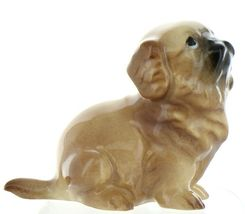 Hagen Renaker Pedigree Dog Pekingese Puppy Ceramic Figurine image 11