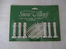 DEPT 56 The Original Snow Village Accessories -... - $14.85