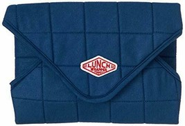 CB Japan lunch box wrapped navy lunch wrapper inside water-repellent DSK - $28.62