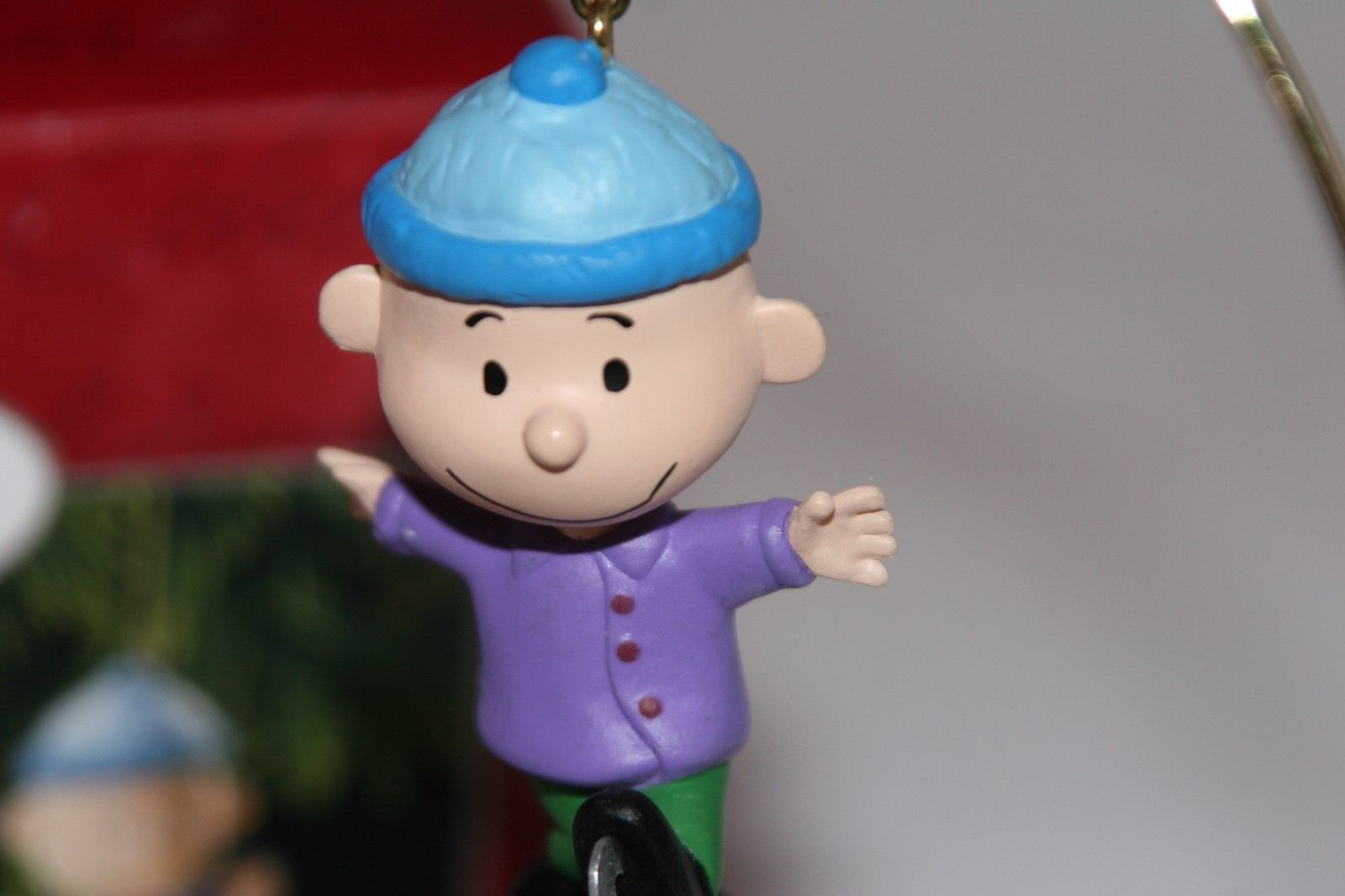 Primary image for Hallmark Keepsake Follow The Leader Peanuts Ornament Club Exclusive QXC4503