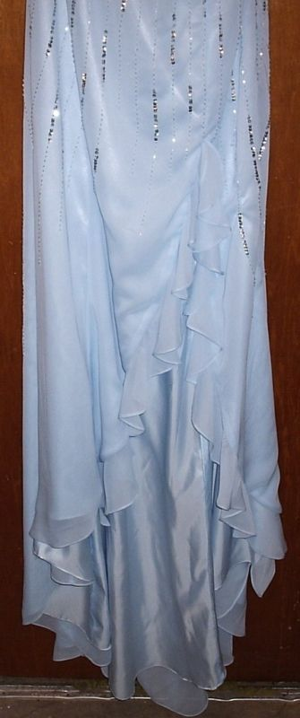 VINTAGE DO YOU LOVE ME? SIZE 8 EVENING GOWN NEW