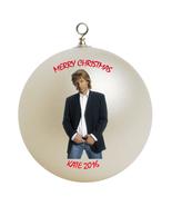 Personalized Jon Bon Jovi Christmas Ornament Gift - $24.95
