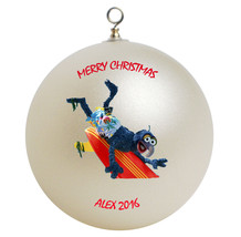 Personalized The Muppets Gonzo Christmas Ornament Gift - $16.95