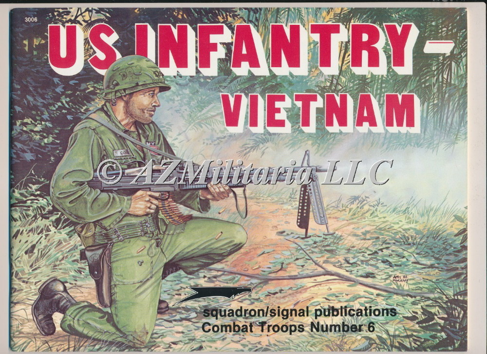 U.S. Infantry-Vietnam Combat Troops No. 06