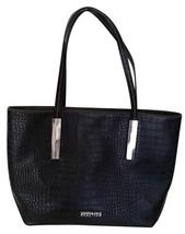 Kenneth Cole Reaction Inga Croco  Black  Tote Bag  - $89.99