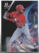 2018 Bowman Platinum Top Prospects Autographs #TOP-11 Jo Adell Angels AUTO - $63.00