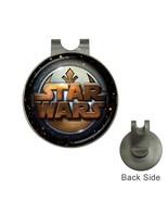 NEW Star Wars Logo Golf Ball Marker + Hat Clip  - $11.00