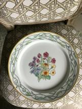 "Vintage Dansk TIVOLI GARDENS 13"" Chop Plate Round Platter - $28.71"