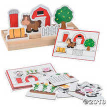 Following Directions Farm Game - $17.49