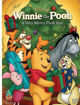 Disney Winnie The Pooh: A Very Merry Pooh Year DVD