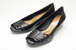 5 Women's Nurture Wedge 8 Black Pumps Shoes Falcon EqYOqB
