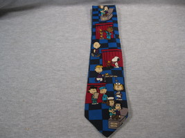 Peanuts Necktie Characters Doing Doctor Medical Nurse Actions Snoopy Woodstock - $9.99