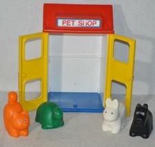 Vintage Little Tikes Pet Shop 1984 Replacement Pieces and Animals 0119!!! - $12.38+