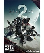 Destiny 2  PC Version - NEW Sealed - $8.90