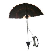 MOJO Fan-Tom  (Fantom) Turkey Fantail & Stake D... - $35.70