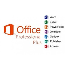 Microsoft Office 2016 Professional Plus Digital... - $50.00