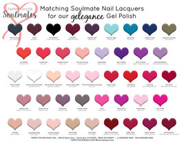 Tammy Taylor - Matching Soulmate Nail Lacquers - We combine shipping - $5.75