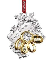 Waterford 2015 Five Golden Rings Ornament - $30.96