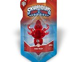 Video Game Skylanders Trap Team Fire Element Pack Activision h4 l4 w4 w1 87140