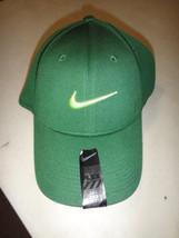 Nike Legacy 91 Green/Neon Green Logo Hat Cap #667514 341 One Size - £14.46 GBP