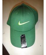 Nike Legacy 91 Green/Neon Green Logo Hat Cap #667514 341 One Size - £16.05 GBP