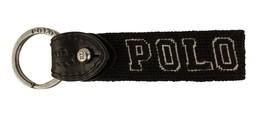 Polo Ralph Lauren Wool/Leather Needlepoint Key ... - $39.00