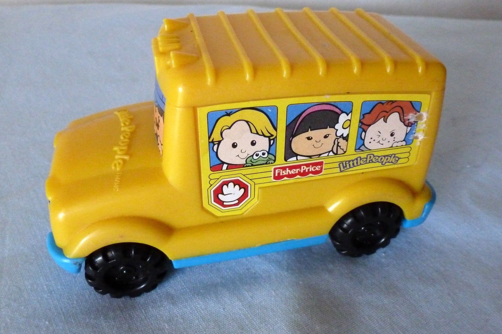 Fisher-Price Little People School Bus (2000s): 2 listings