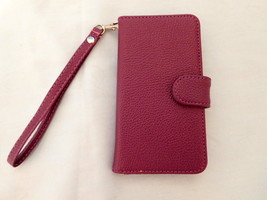 "CASE iPhone 4.7"" 6s /6 Wisdompro Prem PU Leather 2-in-1 Folio Flip Walle... - $10.99"