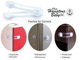 Premium MultiPurpose Baby Safety Cabinet Locks ... - $28.03