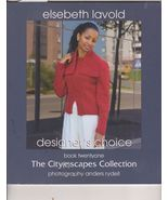 Elsebeth Lavold Knitting Book The City Escapes ... - $12.99