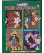Ultimate Plastic Canvas Collection HB Book Pat... - $7.99