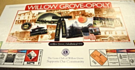 Willow Grove-Opoly Upper Moreland County, Pennsylvania [Brand New] - $188.30