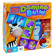 Mega Bloks Domino Build Game [Brand New] - $24.72