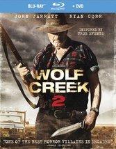 Wolf Creek 2 [Blu-ray + DVD] (2013)
