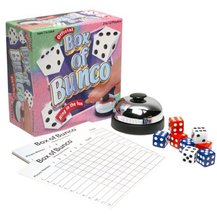 Official Box of Bunco Game [Brand New] - $32.62