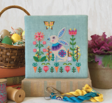 Sweet Spring cross stitch chart Satsuma Street - $9.00