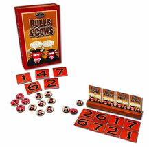 An item in the Toys & Hobbies category: Bulls and Cows [Game]