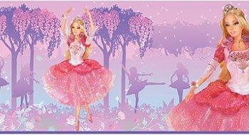 Barbie 12 Dancing Princesses Peel And Stick And 50 Similar Items