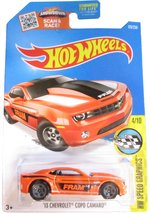 Hot Wheels, 2016 HW Speed Graphics, '13 Chevorlet Copo Camaro [Brand New] - $4.45