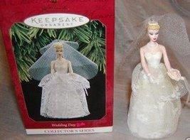 1997 WEDDING DAY BARBIE - Collector's Series - Hallmark Keepsake [Brand ... - $9.67
