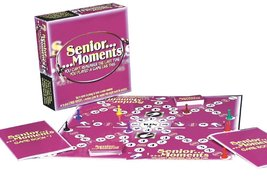Senior Moments Board Game [Brand New] - $28.34