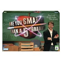 Are You Smarter Than A 5th Grader? Board Game - $21.70