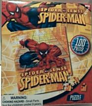 """100 Piece Jigsaw Puzzle """"Spider-man Spider Sense"""" [Brand New] - $13.60"""