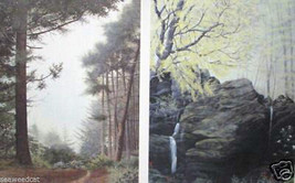 Trail's End and Secluded Trail by Larry Dodson - $100.00