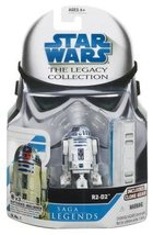 STAR WARS R2-D2 The Legacy Collection [Brand New] Saga Legends - $24.65