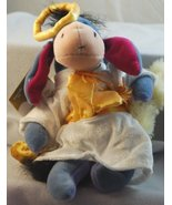 "Disney Bean Bag Plush ""Choir Angel Eeyore"" 9 in. [Brand New] - $22.99"