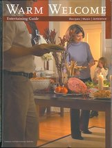 Warm Welcome Entertainment Guide: Recipes, Music, Ambience [Audio CD, Br... - $626.49