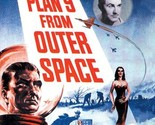 Plan 9 From Outer Space [DVD] [1959]