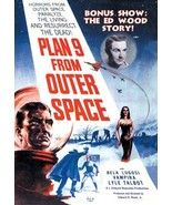 Plan 9 From Outer Space [DVD] - £11.28 GBP